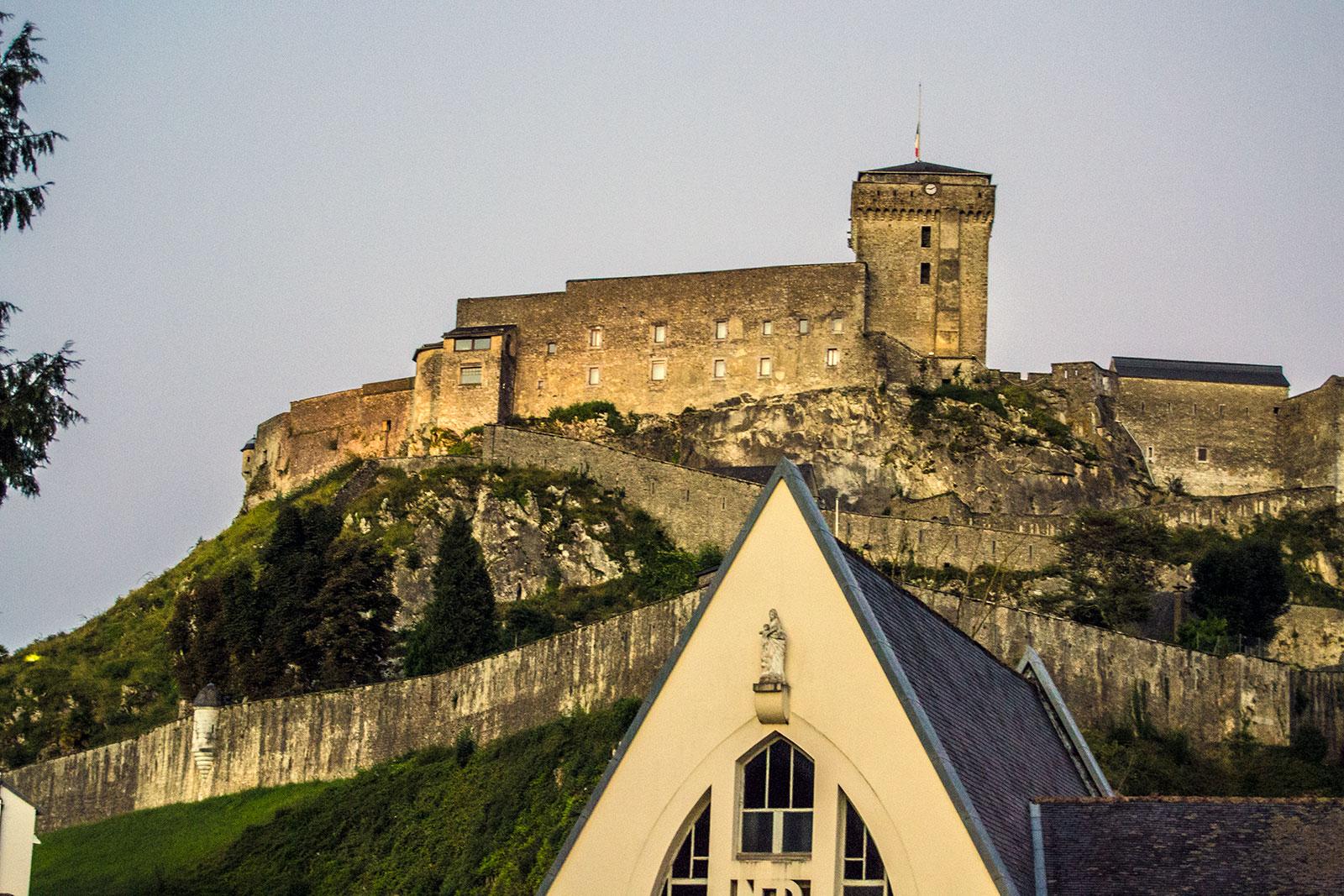 Château Fort Lourdes