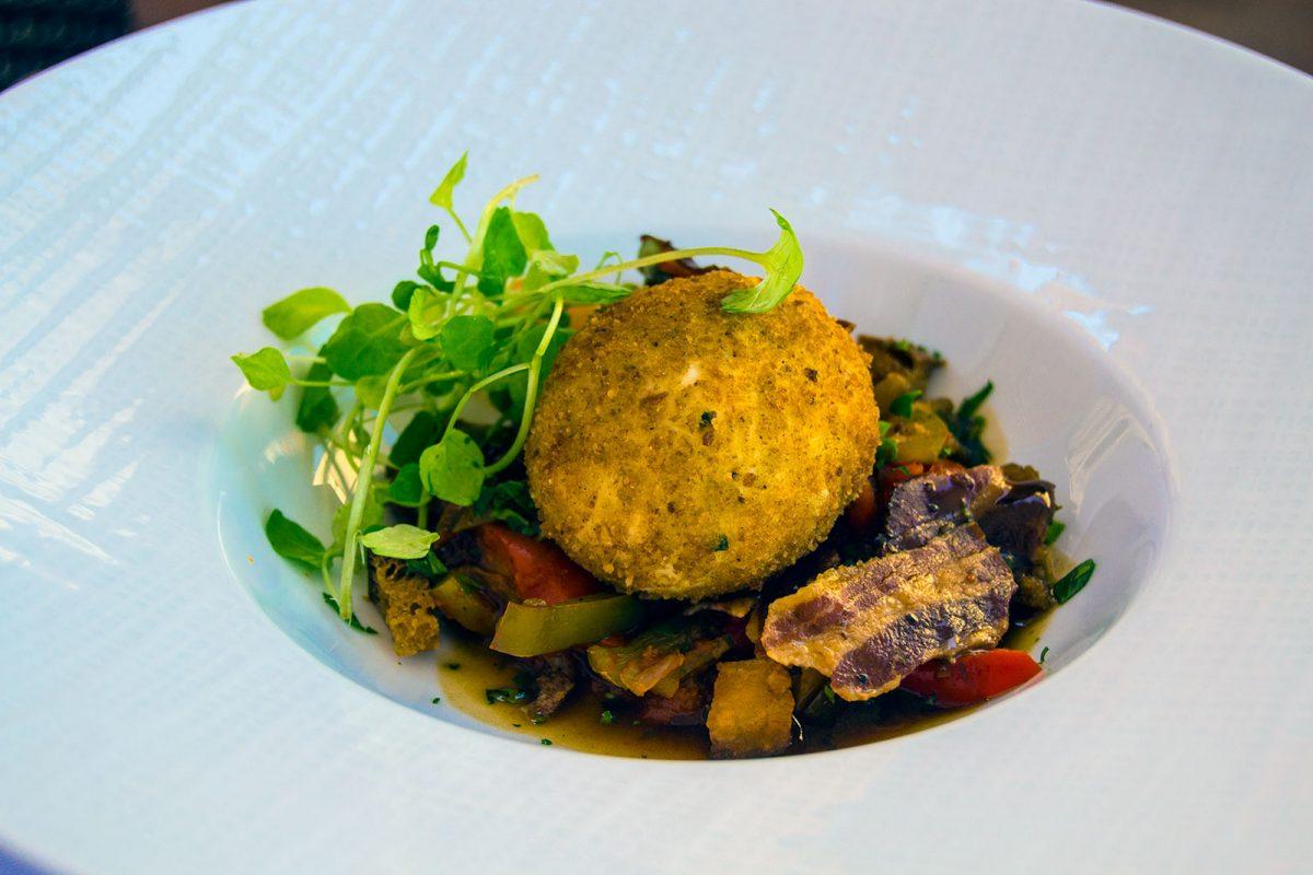 Comida en Le Bibent - Toulouse 2