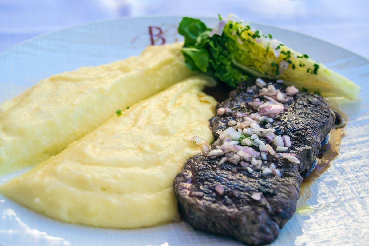 Comida en Le Bibent - Toulouse 3