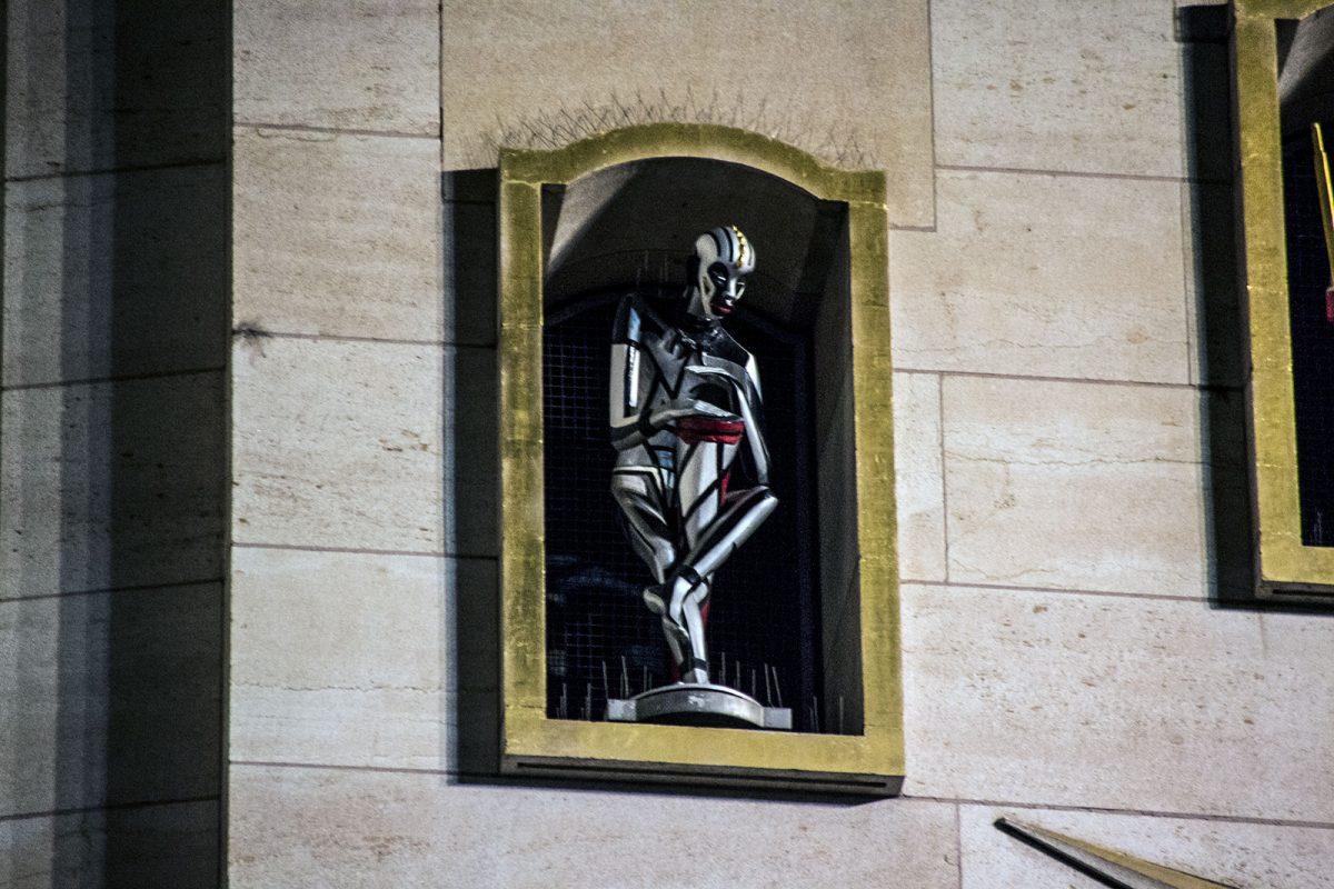 Congoleño del Carrillón del Mont des Arts - que ver en Bruselas