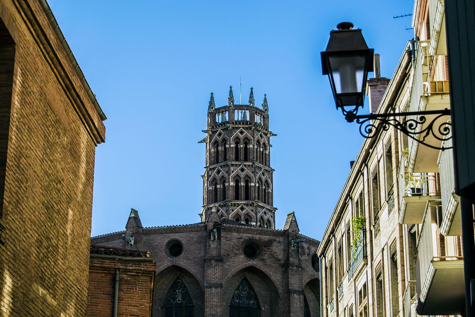 Convento de los Jacobinos - que ver en Toulouse