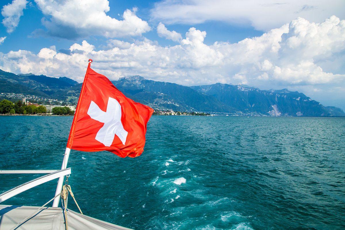 Crucero por el lago Leman - Montreux la joya del lago Lemán