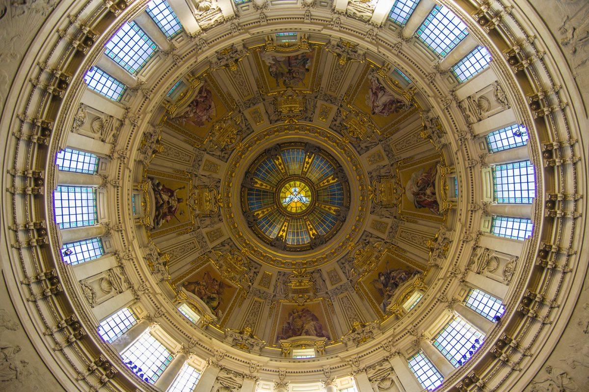Cúpula catedral Berlín