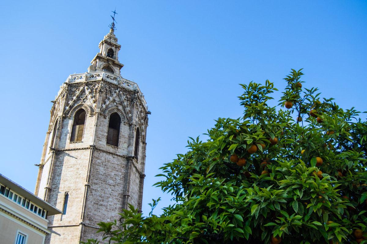 """Torre """"El Miguelete"""" de la Catedral de Valencia- Un día en Valencia"""