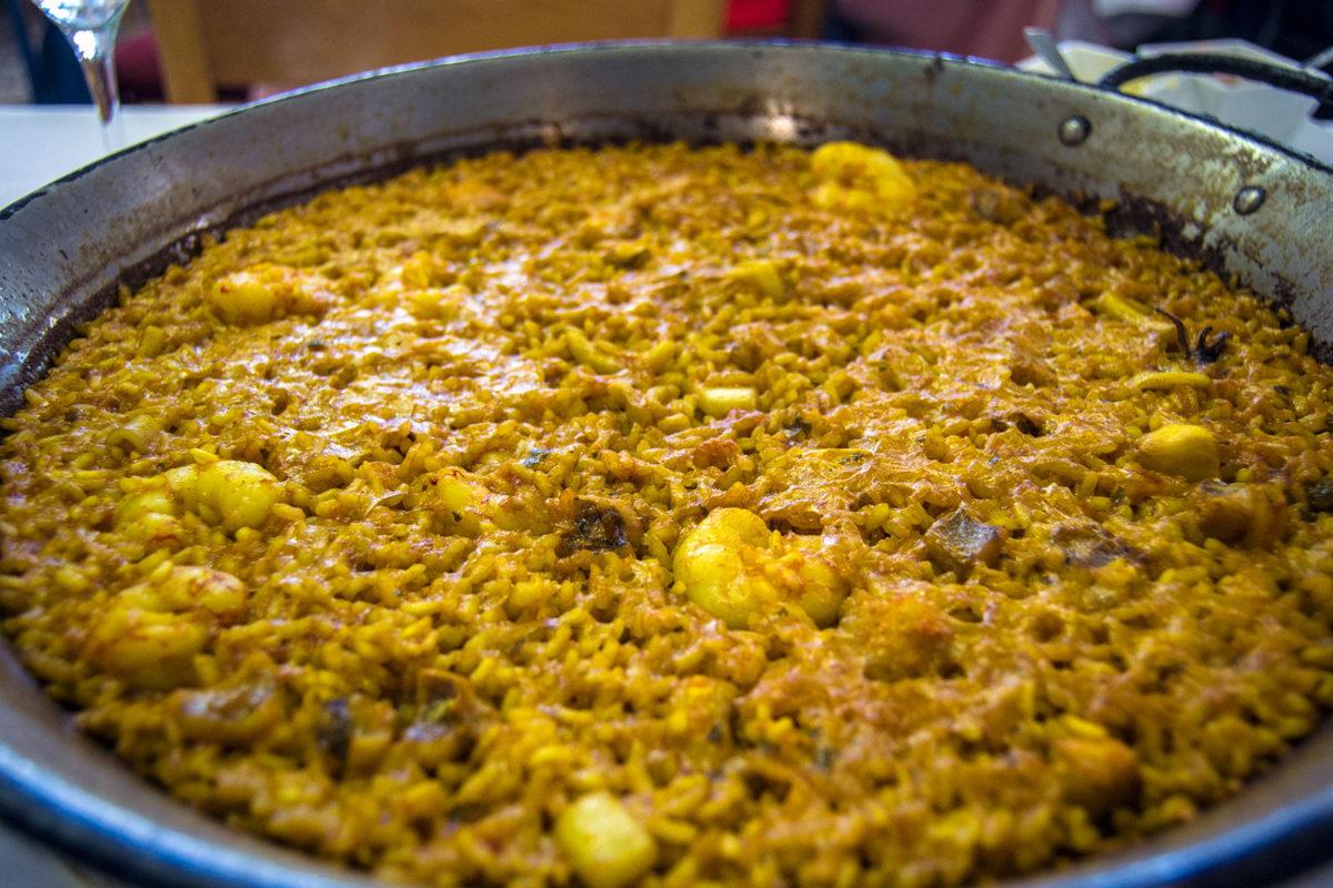 Paella La Pepica - Un día en Valencia