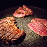 Degustación de diferentes tipos de carnes en el restaurante The Grand – día 4 en Berlín