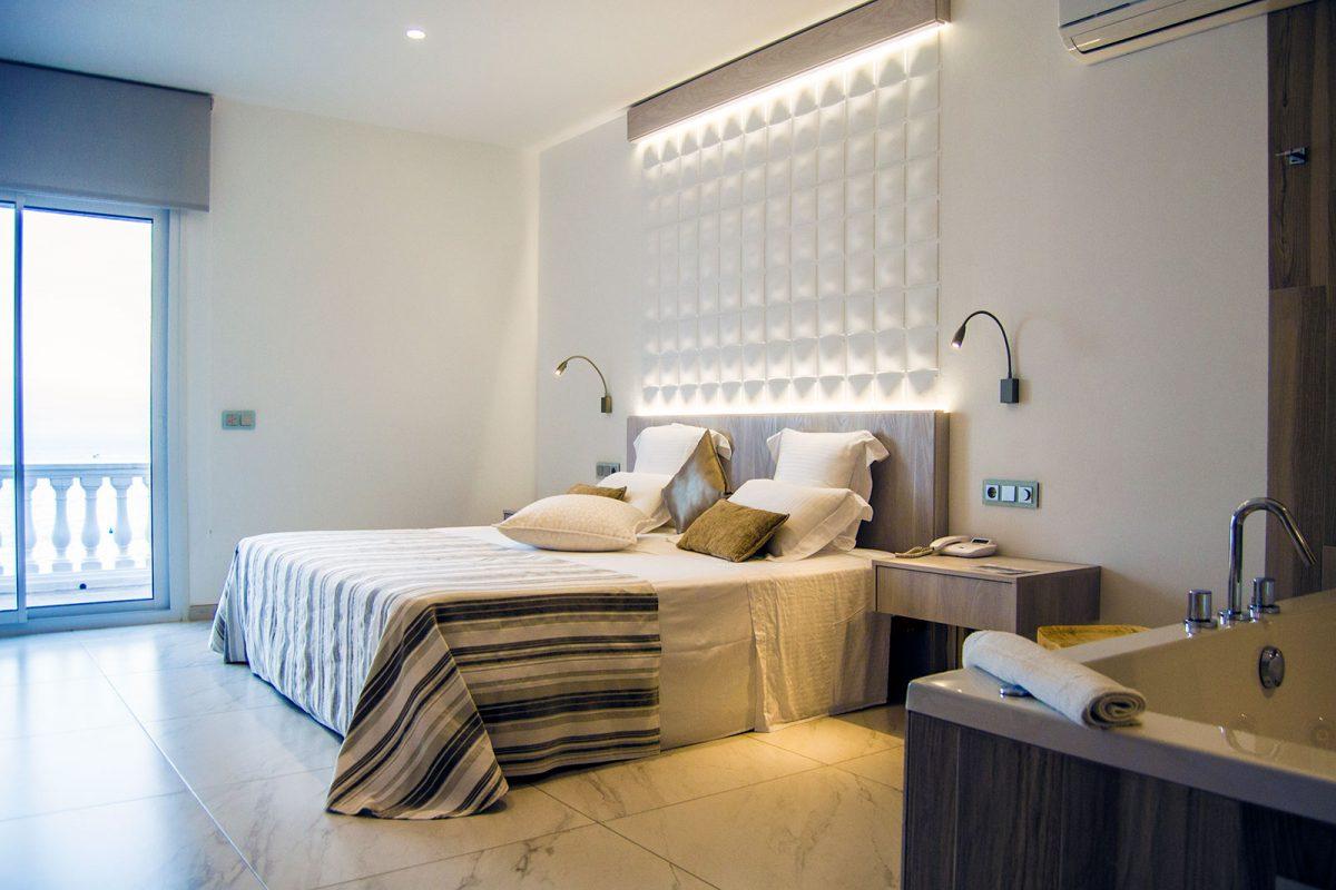 Dormitorio Hotel Vistabella - regreso Costa Brava