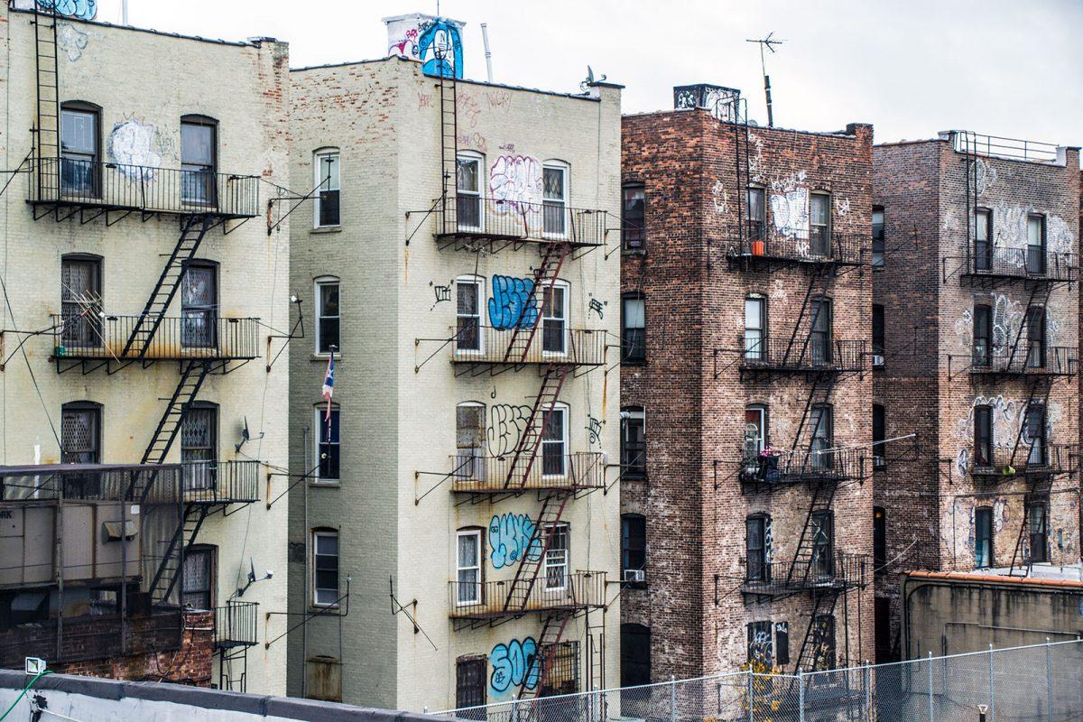 Edificios del Bronx - excursiones desde Nueva York