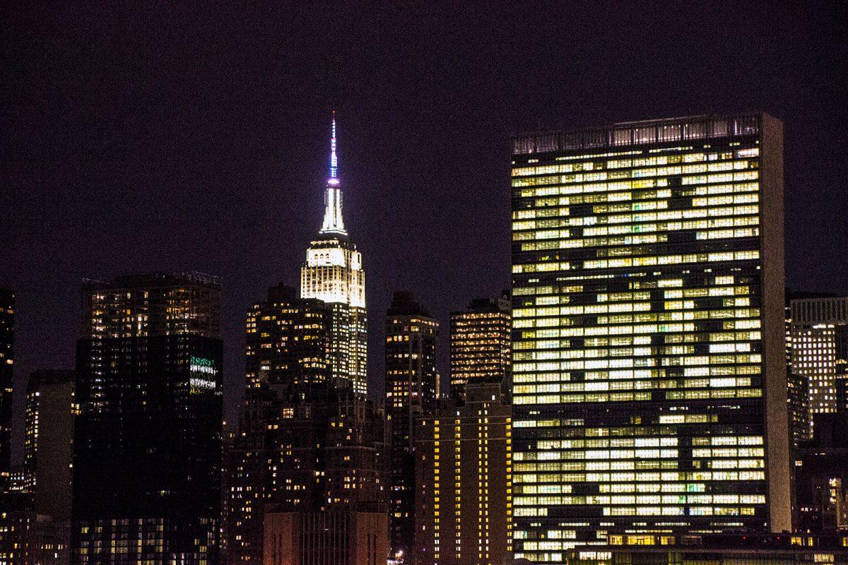 Empire State de noche - excursiones desde Nueva York
