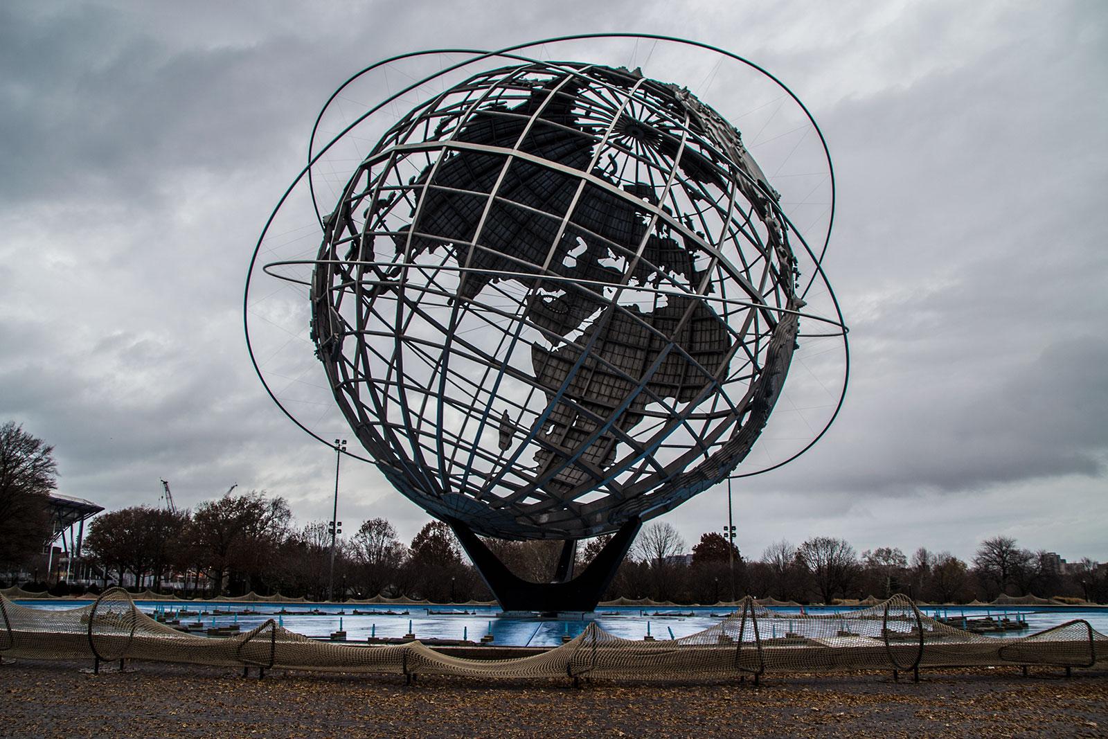 Escenario película Men in Black - excursiones desde Nueva York