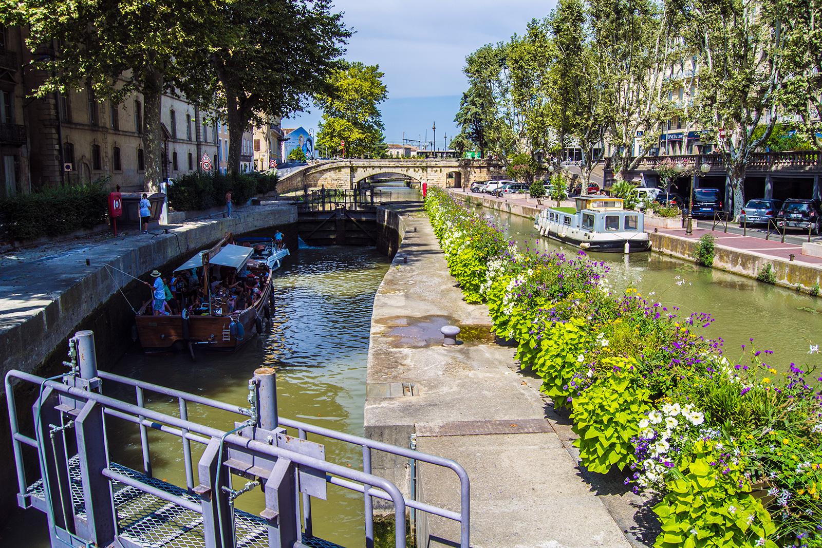 Esclusa Narbona