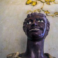 Escultura en el Palacio de Sanssouci – día 3 en Berlín