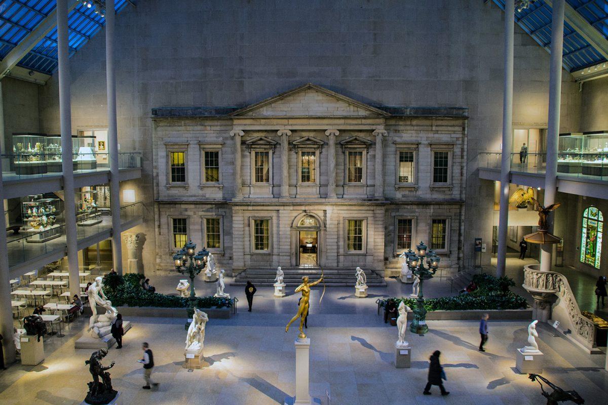 Exposición MET - New York CityPass