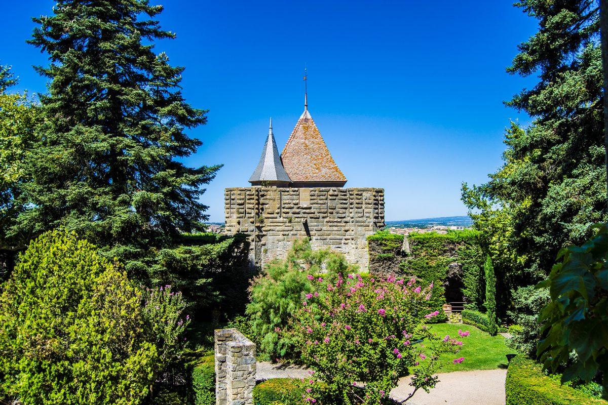 Exteriores del Hotel de la Cité Carcassonne