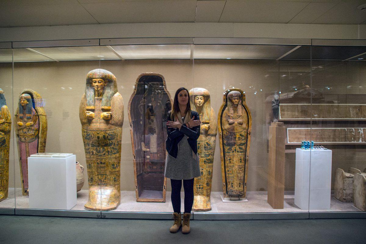 Exposición egipcia MET - New York CityPass