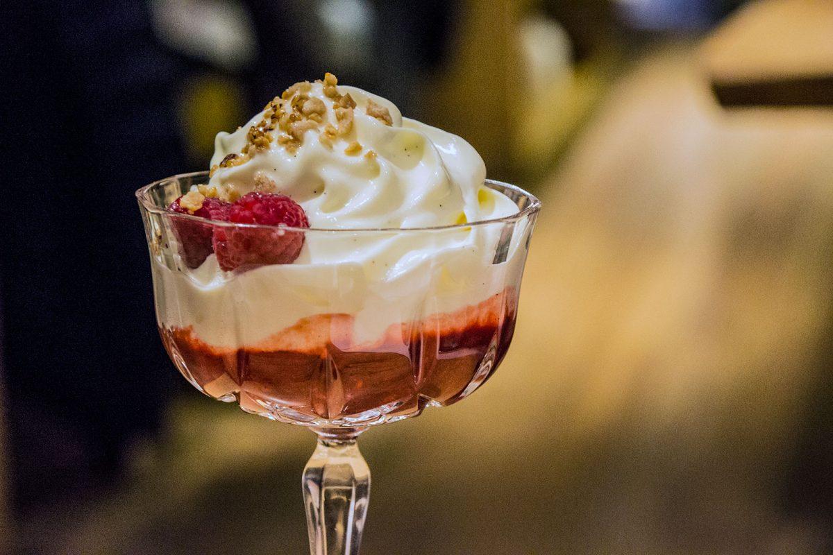 Fresas con nata - Restaurantes Mallorca