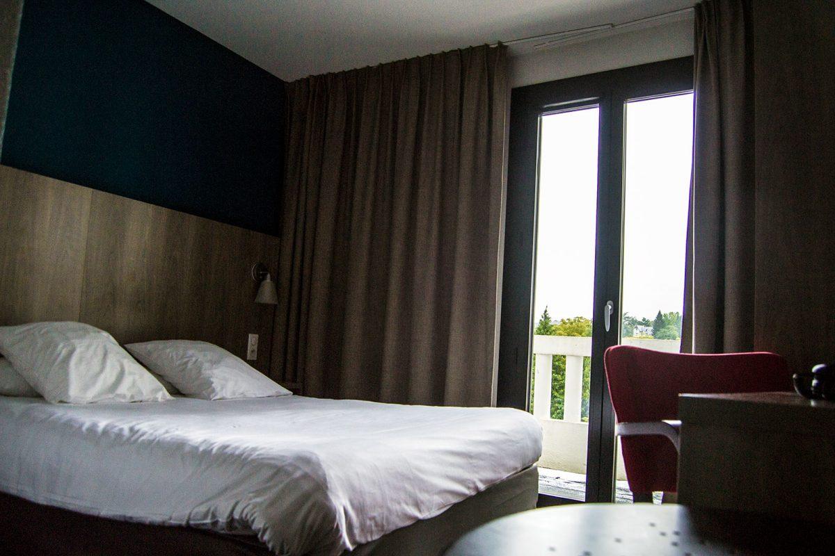 Habitación Hotel Panorama de Lourdes