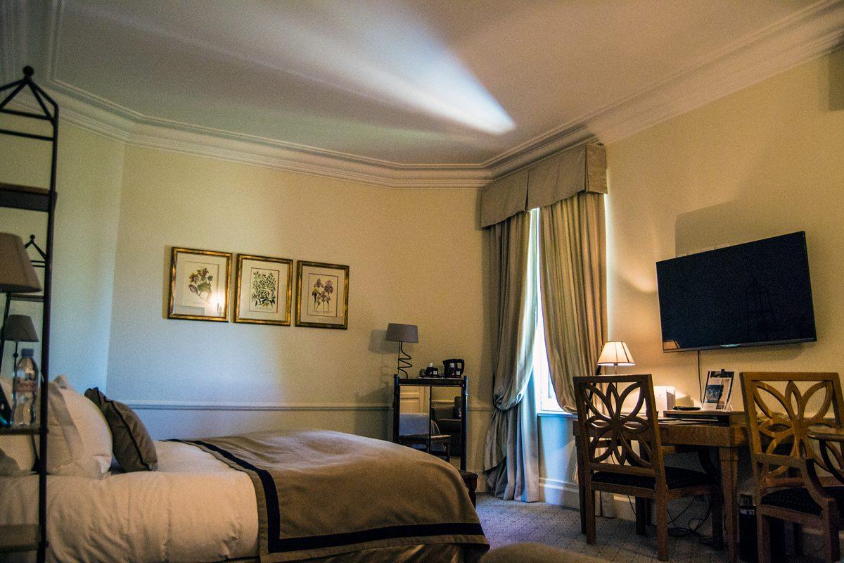 Habitación Hotel de la Cité Carcassonne