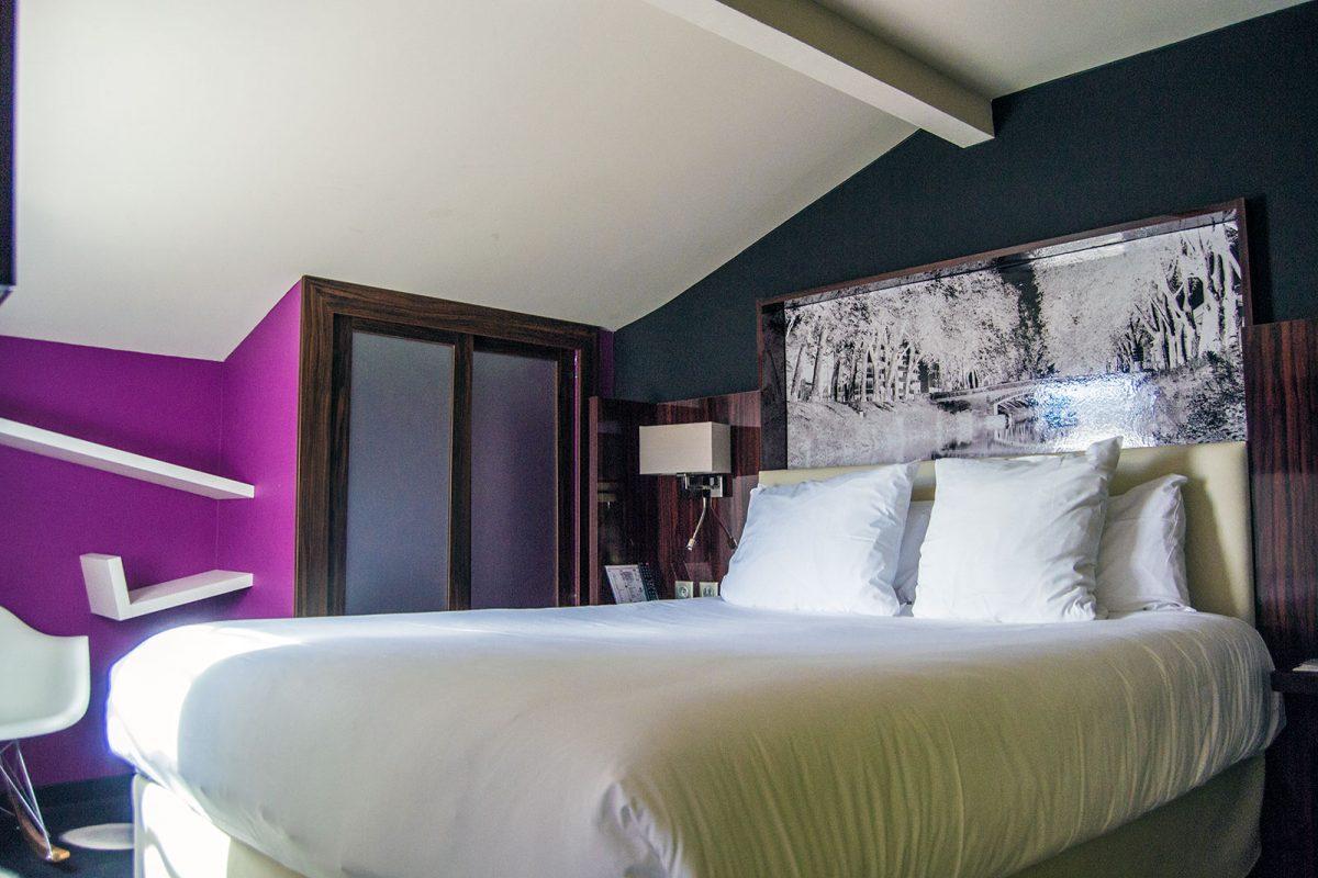 Habitación del Hotel Brienne - Toulouse