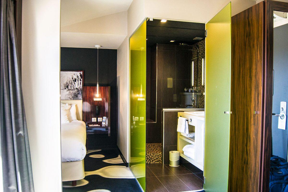 Habitación del Hotel Brienne - Toulouse 2