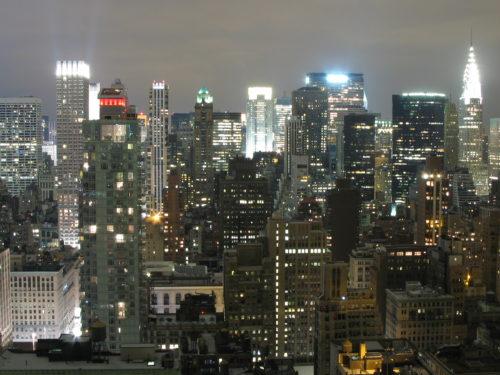 Nueva York de noche - 86400 Blog de viajes