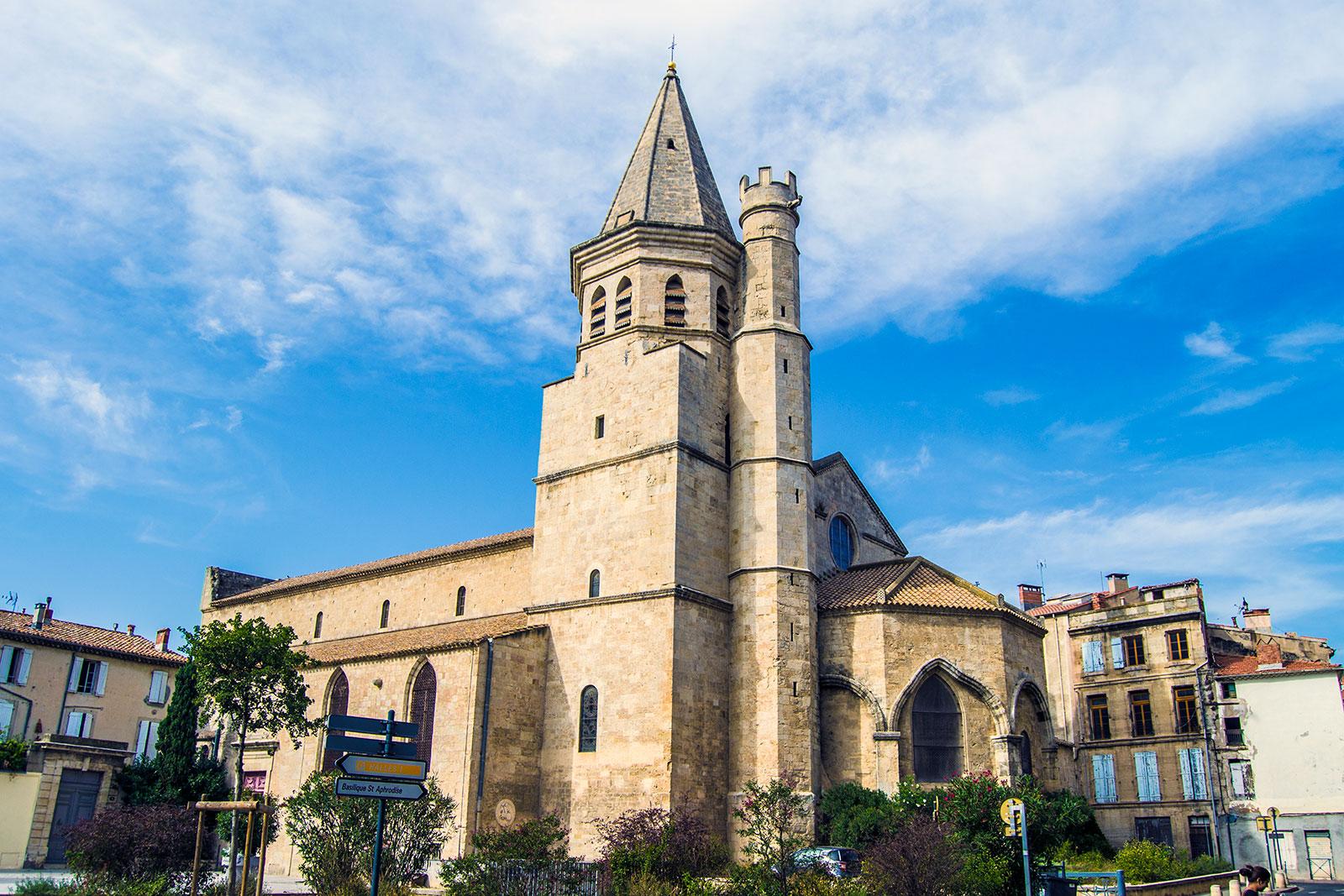 Iglesia Sainte-Madeleine - Aix en Provence y Béziers