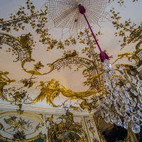 Interior del Palacio de Sanssouci 2 – día 3 en Berlín