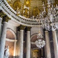 Interior del Palacio de Sanssouci 3 – día 3 en Berlín