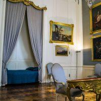 Interior del Palacio de Sanssouci 4 – día 3 en Berlín