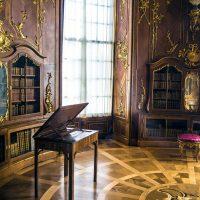 Interior del Palacio de Sanssouci – día 3 en Berlín