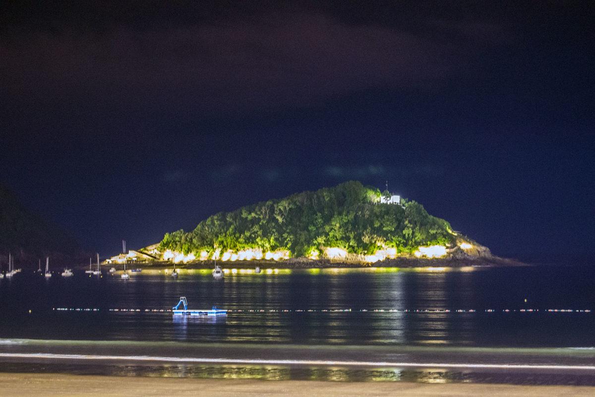 Isla de Santa Clara desde