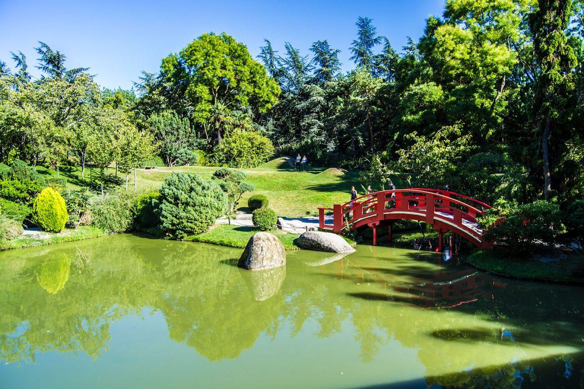 Jardín Japonés de Toulouse
