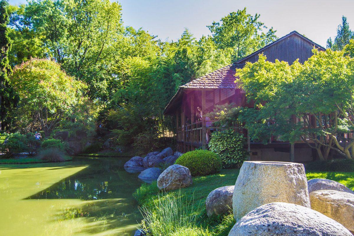 Jardín Japonés de Toulouse 2