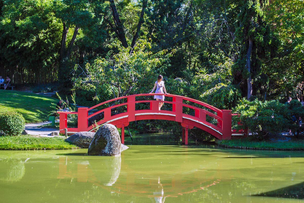 Jardín Japonés de Toulouse 3