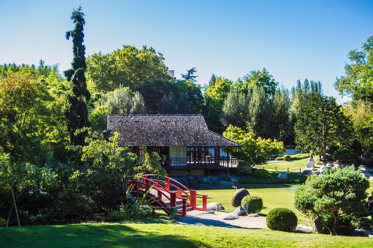 Jardín Japonés de Toulouse 4