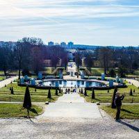 Jardines del Palacio de Sanssouci – día 3 en Berlín