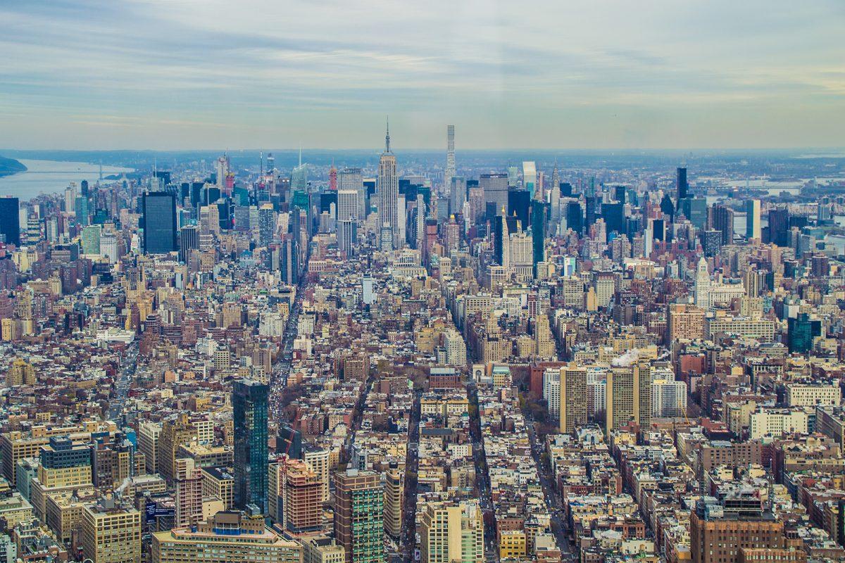 La Gran Manzana desde Freedom Tower - Mejores vistas de Nueva York