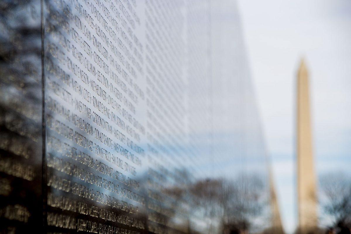 Memorial de los veteranos de Vietnam - excursiones desde Nueva York