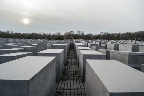 Día 2 en Berlín: Catedral de Berlín, Memorial a los judíos de Europa asesinados y mundos subterráneos
