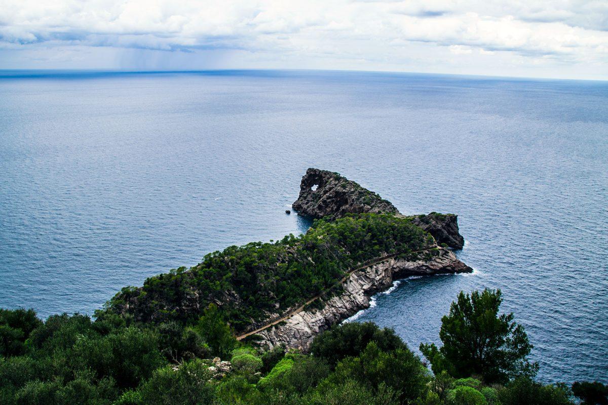 Mirador Na Foradada - Pueblos más bonitos de Mallorca