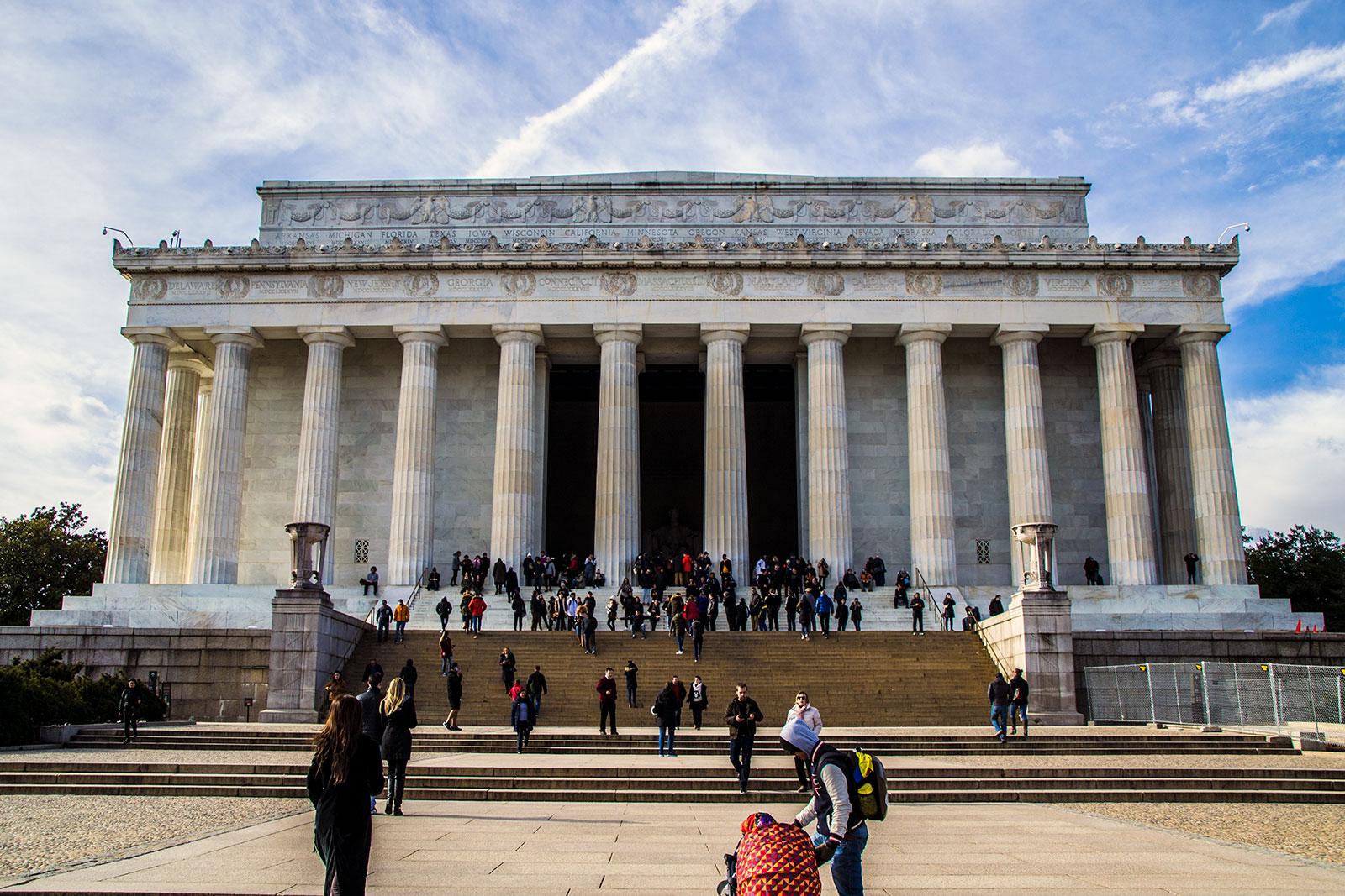 Monumento a Lincoln - excursiones desde Nueva York