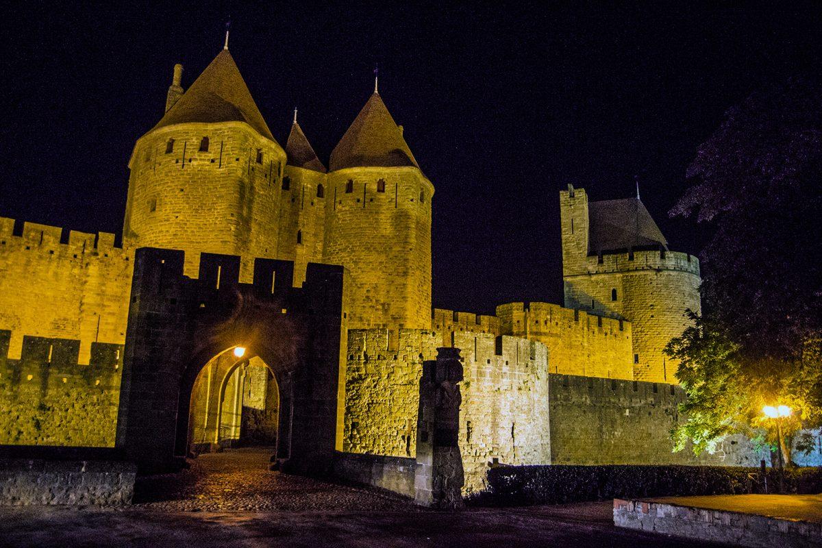 Murallas y puertas - que ver en Carcassonne
