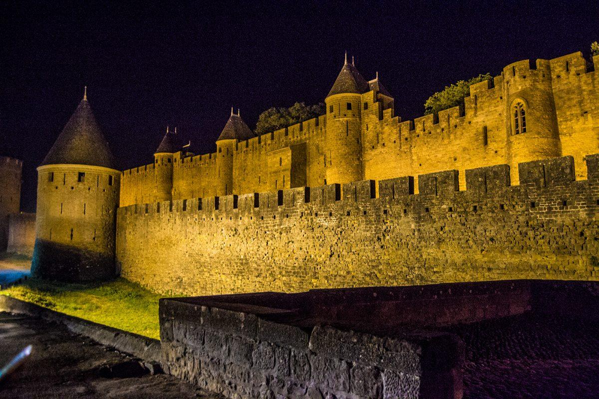 Murallas y puertas - que ver en Carcassonne 2