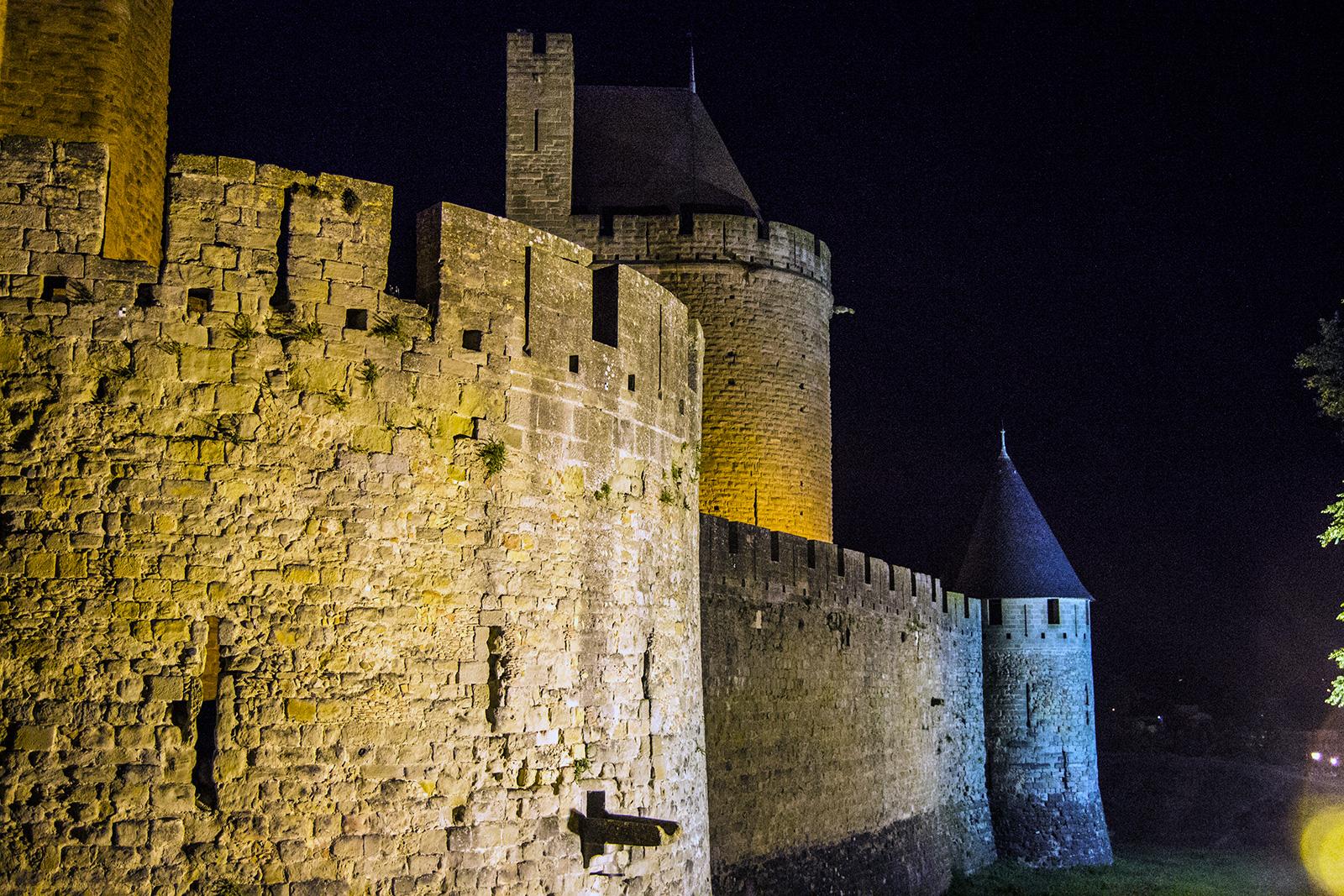 Murallas y puertas - que ver en Carcassonne en un día