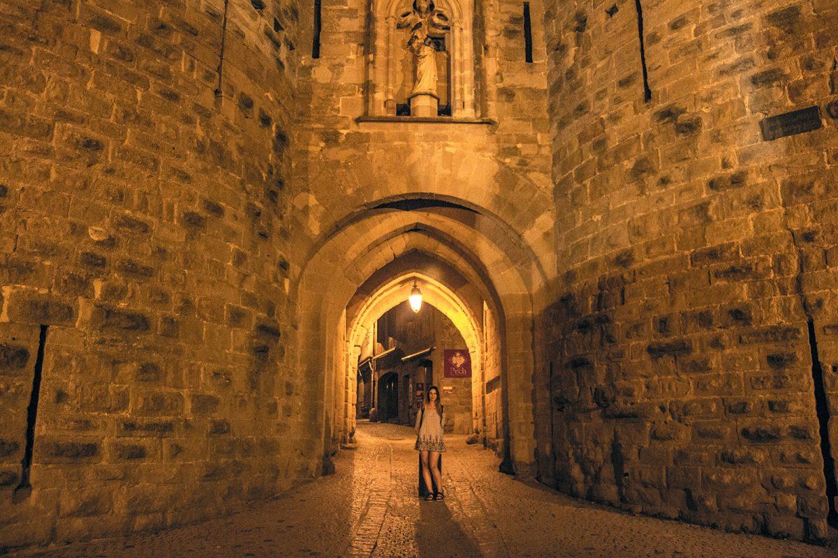 Murallas y puertas - que ver en Carcassonne 4