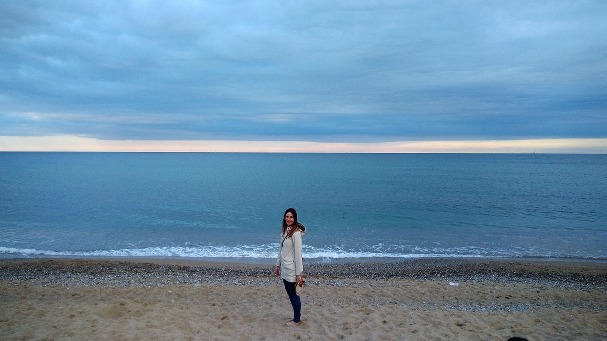 Nerea en el Mediterráneo