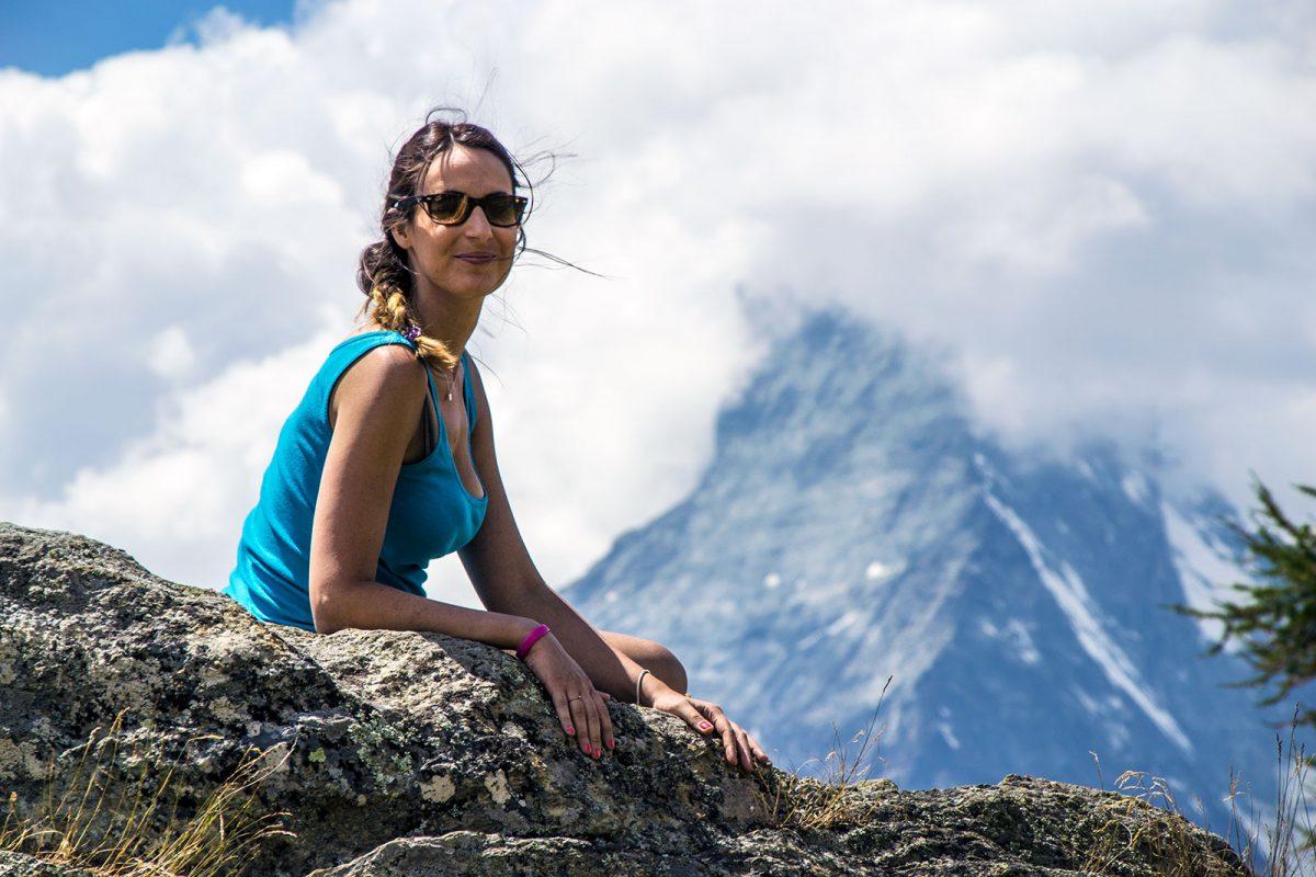 Nerea y el Cervino – Zermatt en dos días