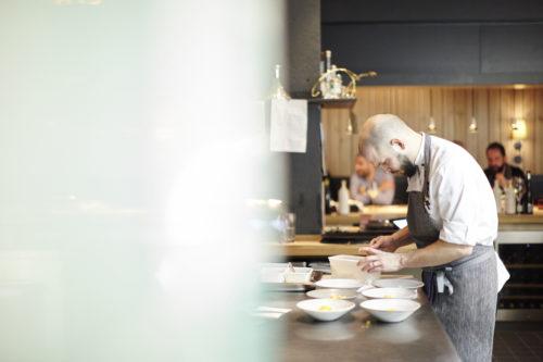 Restaurante Nobelhart & Shumutzig: sorpresa gastronómica en Berlín