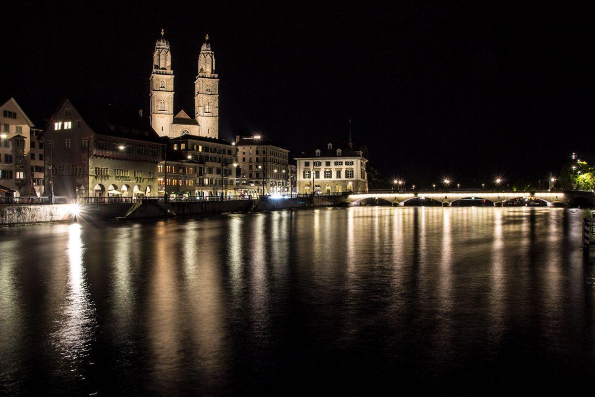 Noche en Zúrich - qué ver en Zúrich