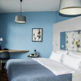 Nuestra habitación en el hotel Circus de Berlín